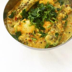 Paleo Chicken Achari