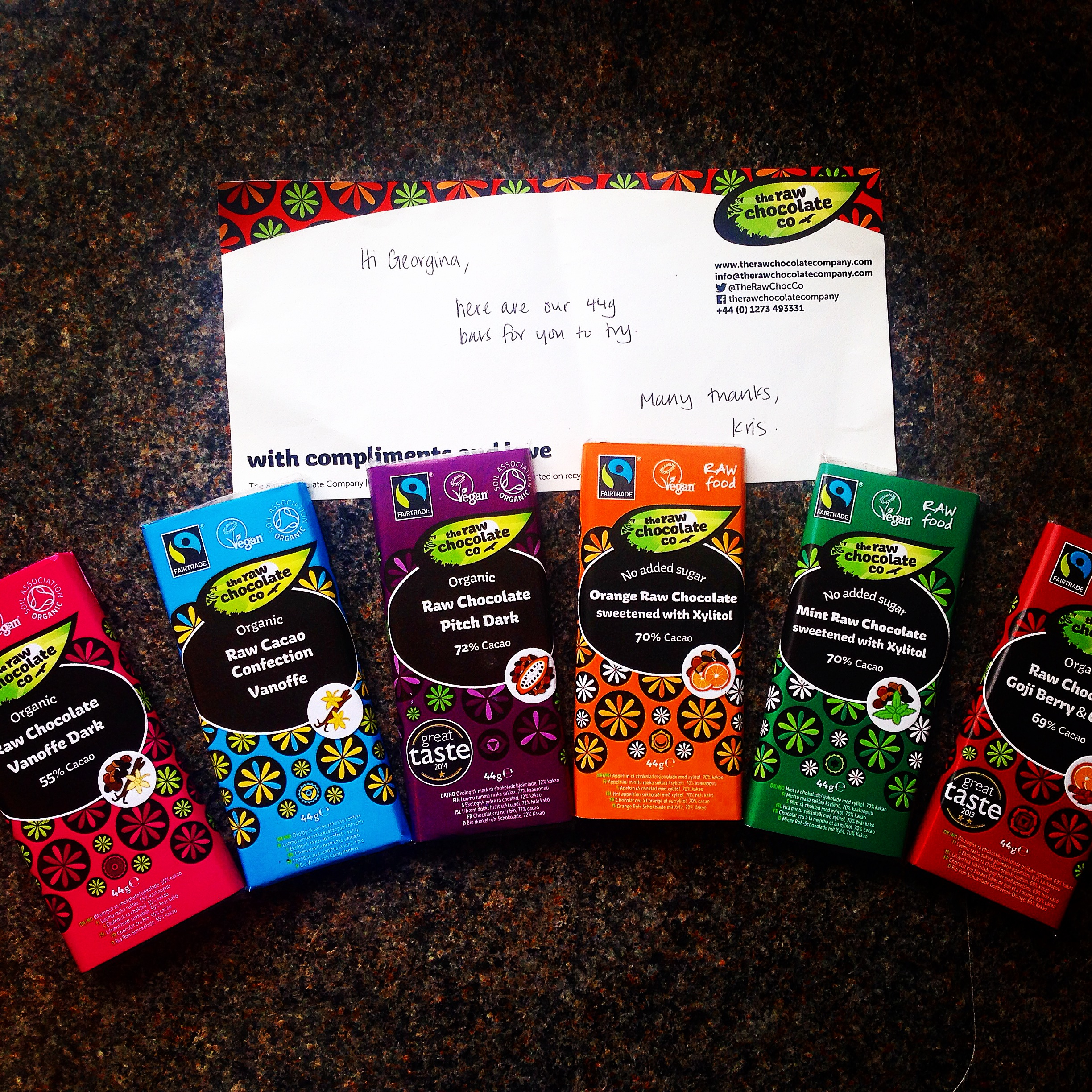 The Raw Chocolate Co Review