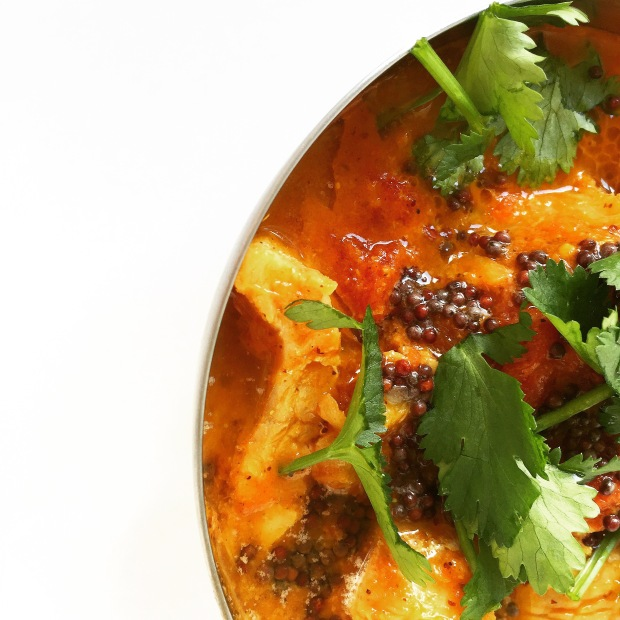 Paleo Goan Fish Curry