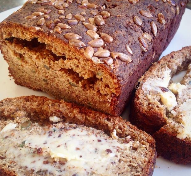 Paleo Granary Bread