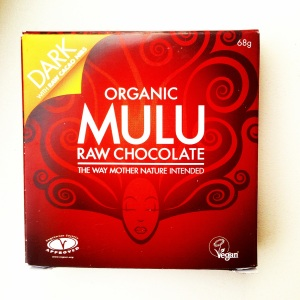 MULU Dark with Cacao Nibs Block