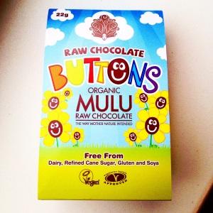 MULU Raw Chocolate Buttons