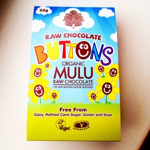 MULU Raw Chocolate Buttons
