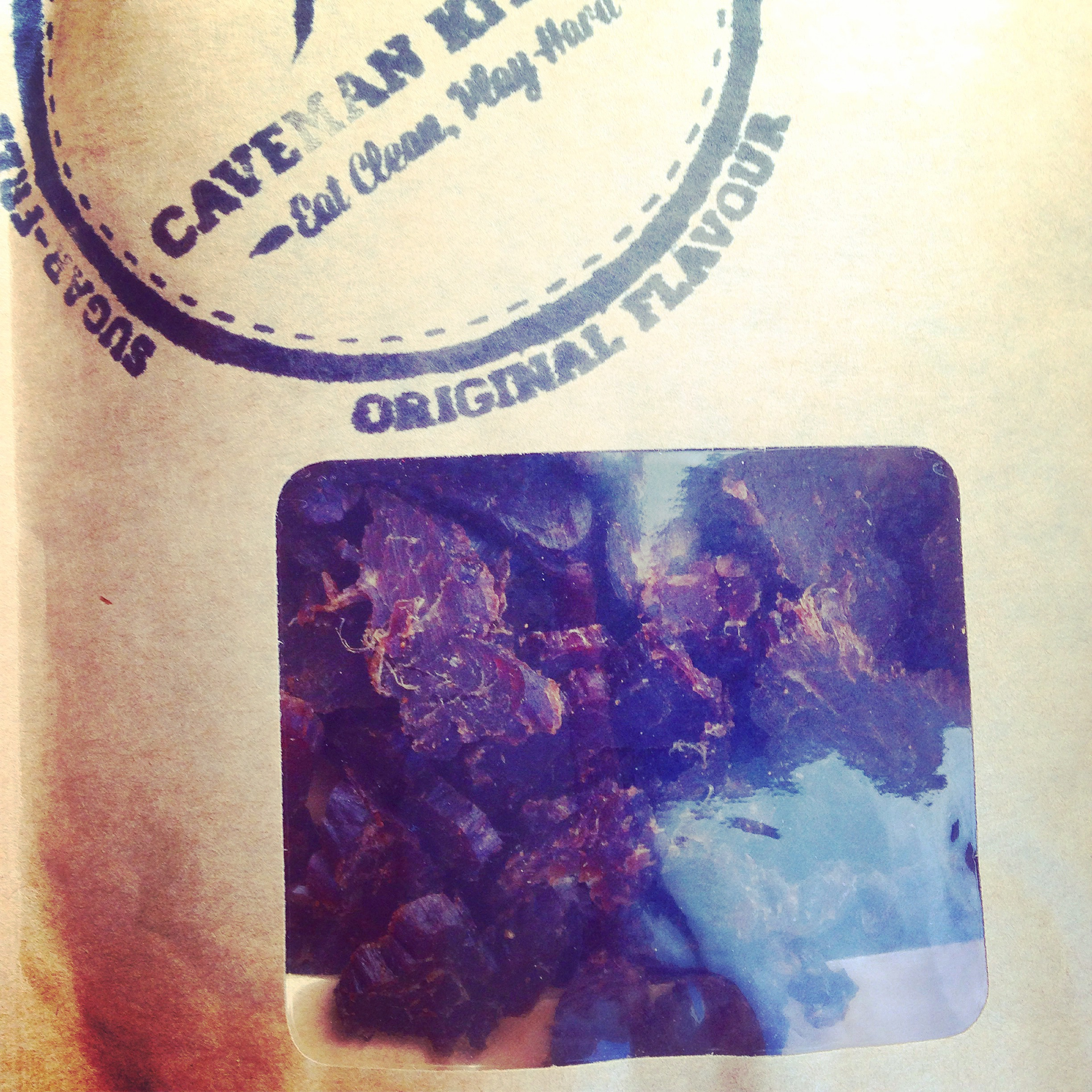Caveman Kitchen Biltong Review