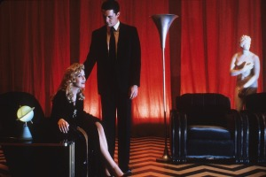 Black Lodge Twin Peaks