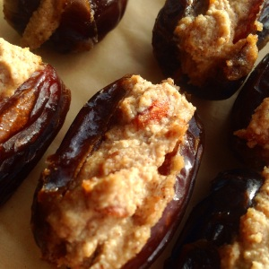Paleo Stuffed Middle Eastern Dates