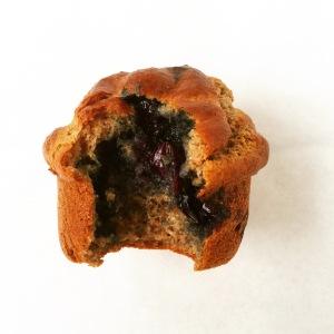 Paleo Blueberry Pancake Muffins