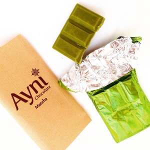 Ayni Chocolate Matcha Bar