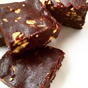 Raw Paleo Brownies